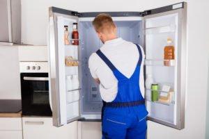 freezer repair okc