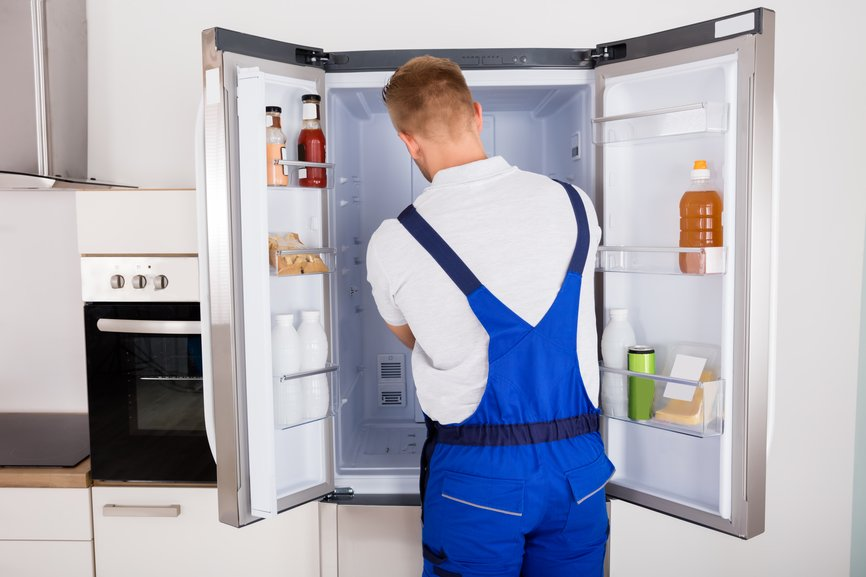 ice maker repair okc