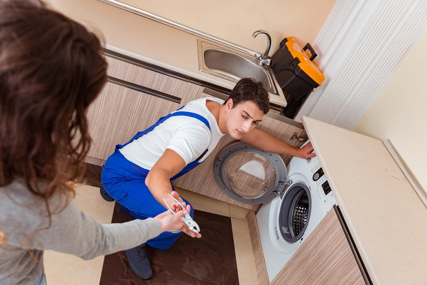washing machine repair okc