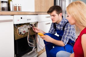 dishwasher repair in Oklahoma City OK